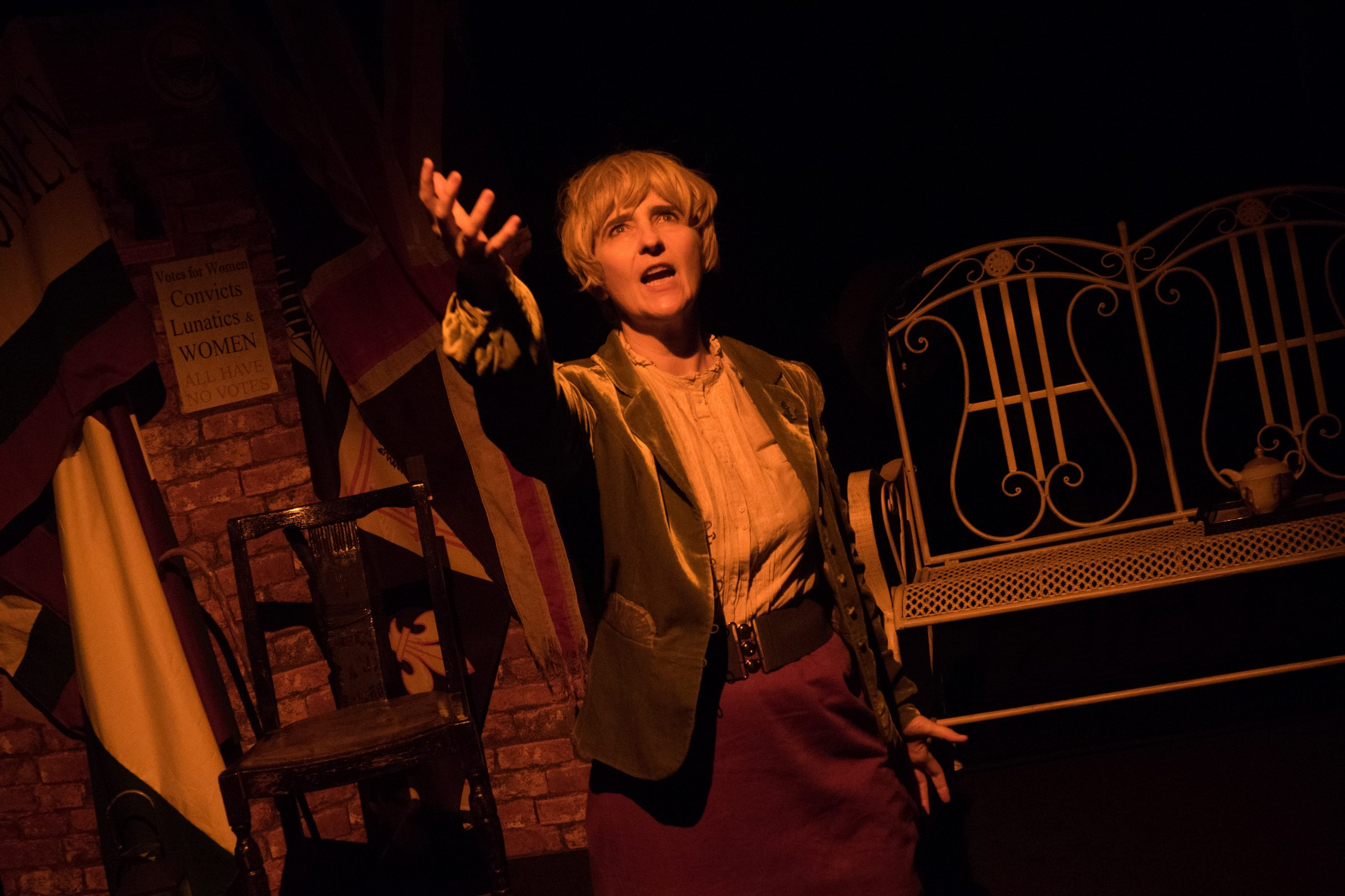 Claire Moore as Edith Rigby