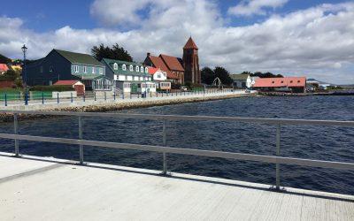 Falkland Islands domestic abuse initiative!